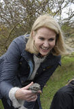 MS.HELLE THORNING-SCMHIDT_danish prime ministers Stock Images