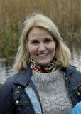 MS.HELLE THORNING-SCMHIDT_danish prime ministers Stock Photography