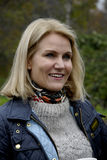MS.HELLE THORNING-SCMHIDT_danish prime ministers Royalty Free Stock Photos