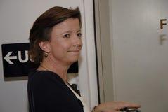 MS.KAREN ELLEMANN-JENSEN_SOCIAL AND HOME MINISTER Royalty Free Stock Image