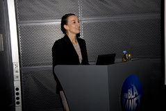 MS.KIRSTEN BROSBOL _MINISTER FOR ENVORNMENT Stock Photo