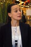 Ms.Kirsten Broshbol danish minister for Envornment Stock Photos