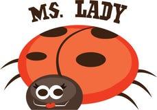 Ms Lady Foto de archivo libre de regalías
