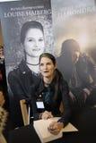 Ms.Louise Haiberg _danish author Stock Photo