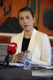 MS.METTE FREDERIKSEN_MINISTER FOR JUSTICE Royalty Free Stock Photos