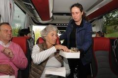 Ms PROPRIETÀ TERRIERA DI SUSAN HOVEMAND-SIMONSEN_KNUTHENLUND Fotografie Stock Libere da Diritti