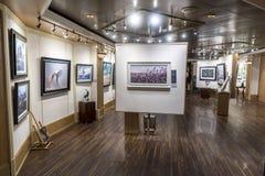 Ms Queen Elizabeth della galleria di arte Immagine Stock Libera da Diritti