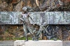 Ms Scandinavian Star Memorial Oslo, Noruega Imagen de archivo