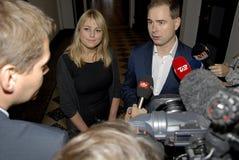 Ms TRINE DEMOKRAT FÖR BRAMSEN_BICOALI CIAL Arkivfoto
