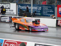 MSA Pro Modified Dragster car Royalty Free Stock Image