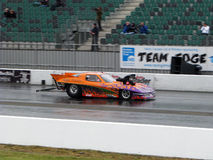 MSA Pro Modified Dragster car Stock Photo