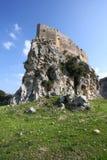Msailaha Castle, Lebanon. The famous archaeological landmark and toursit site built by Prince Fakhreddine circa 1624 Stock Photography
