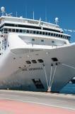 MSC Armonia cruise ship in Piraeus Royalty Free Stock Photo