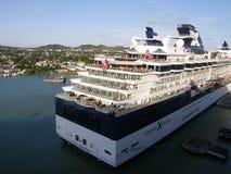MSC Cruise Ship Royalty Free Stock Image