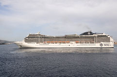 MSC Magnifica Stock Photo