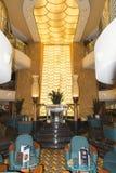 MSC Musica cruise ship reception hall Stock Photos