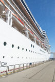 MSC Musica statek wycieczkowy Zdjęcie Royalty Free