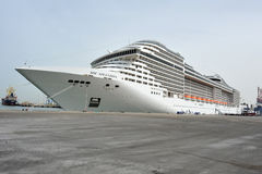 MSC - SPLENDIDA Stock Images