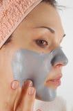 Máscara #23 de la belleza Fotografía de archivo libre de regalías