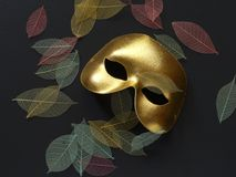 Máscara Foto de archivo libre de regalías