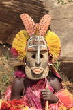 Máscara de Dogon Imagen de archivo libre de regalías