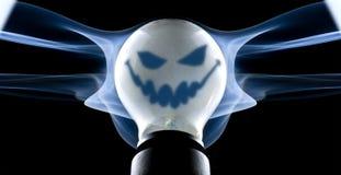 Máscara de gás isolada Fotos de Stock