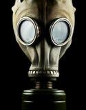 Máscara de gás isolada Fotografia de Stock Royalty Free