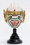 Máscara del mono Imagenes de archivo
