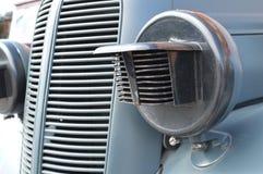 Máscara do farol do veículo do tempo de guerra Imagens de Stock