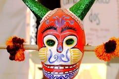 Máscara I Foto de archivo libre de regalías