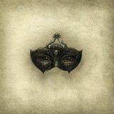 Máscara surrealista Fotos de archivo libres de regalías