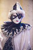 Máscara veneciana Imagen de archivo