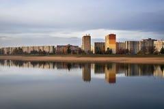 Msenowoonwijk, Jablonec-nad Nisou Stock Afbeelding