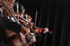 Música clásica Fotos de archivo libres de regalías