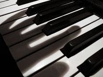 Músico fantasma #3 Foto de archivo