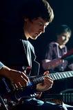 Músicos Imagen de archivo libre de regalías