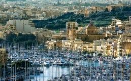 Msida Parish Church - Valletta - Malta Royalty Free Stock Photo