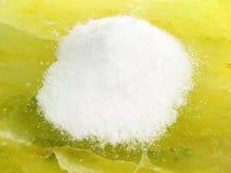 MSM metyl Sulphonyl metan zdjęcia royalty free