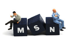 MSN Stock Photo