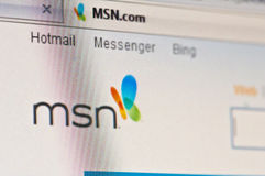 Msn photo libre de droits