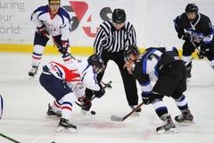 2016 MÄSTERSKAP FÖR VÄRLD FÖR IIHF-ISHOCKEY U20 Royaltyfri Foto