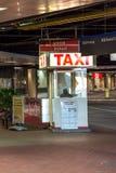 MSY, support de taxi Image libre de droits