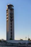 MSY, torre de control Foto de archivo