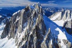 Mt天线  Waddington, BC,加拿大 库存图片