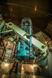 Mt威尔逊望远镜 免版税库存照片