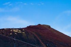 Mt Ätna, Sizilien, Italien Stockfotografie