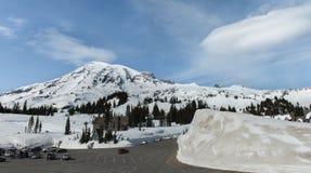 Mt более ненастный, рай Стоковое Изображение