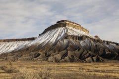 Mt Гарфилд Стоковые Фотографии RF