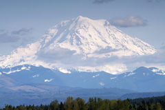 Mt ненастно Стоковые Изображения