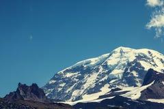 Mt ненастно стоковая фотография rf